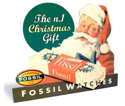 Fossil - The n.1 Christmas Gift