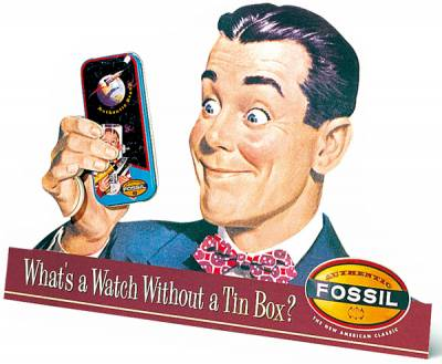 Fossil - What's a watch?
