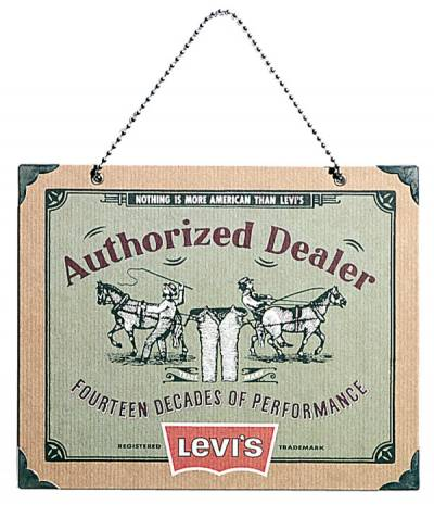 Levi's - Authorized Dealer