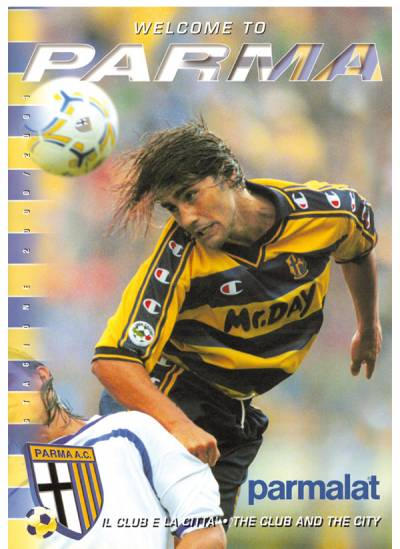 Parma Calcio - Welcone to Parma 2000/01