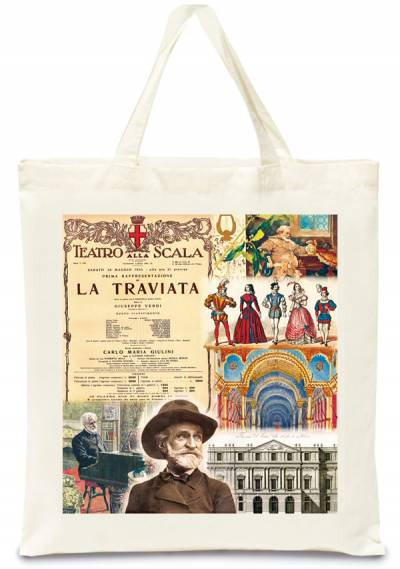 Teatro alla Scala - Shopper Verdi