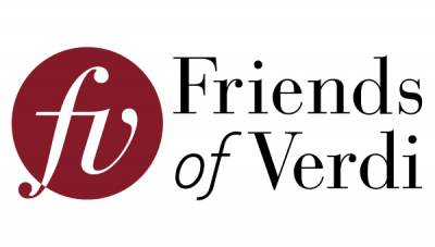 Friends of Verdi - Logo
