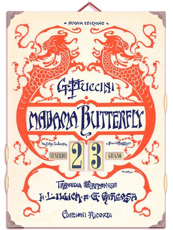 Calendario Teatro Alla Scala.Teatro Alla Scala Calendario Madama Butterfly Cantadori