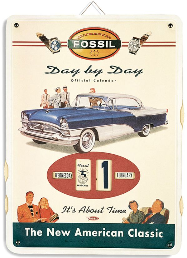 Fossil - Day by Day