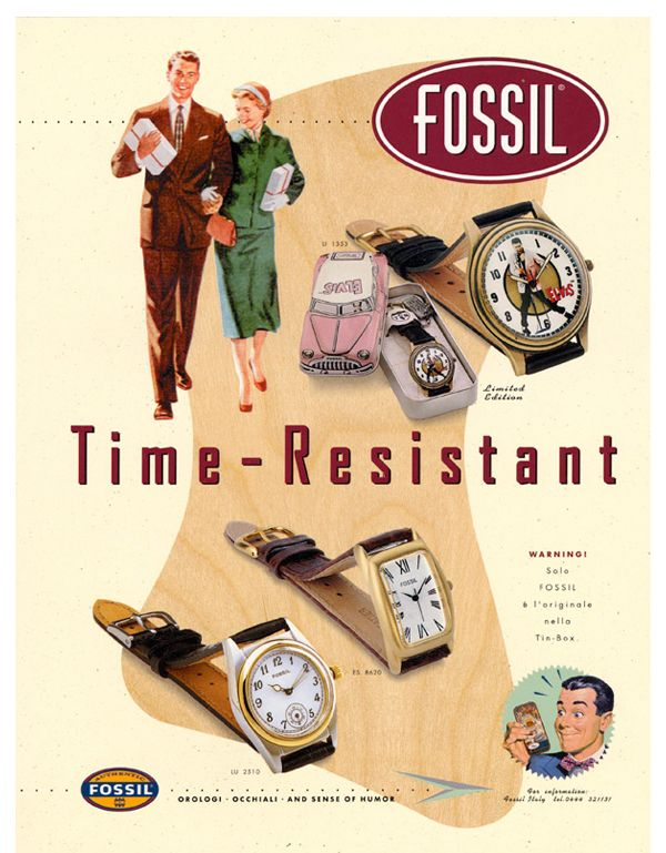 Fossil - Time-Resistant