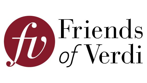 Comune di Busseto - Friends of Verdi - Logo