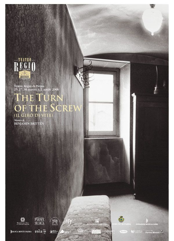 Teatro Regio di Parma - The Turn of the Screw <