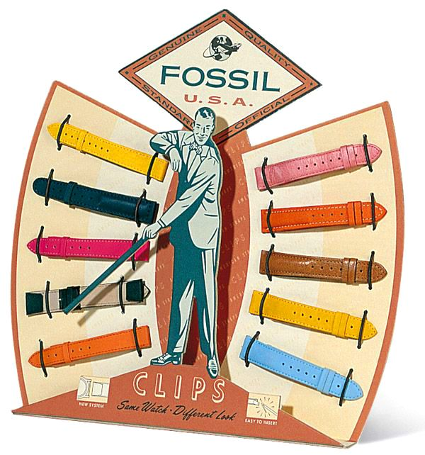 Fossil - Clips